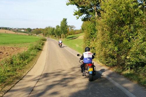 Motorrijbewijspoint Harderwijk examengarantie