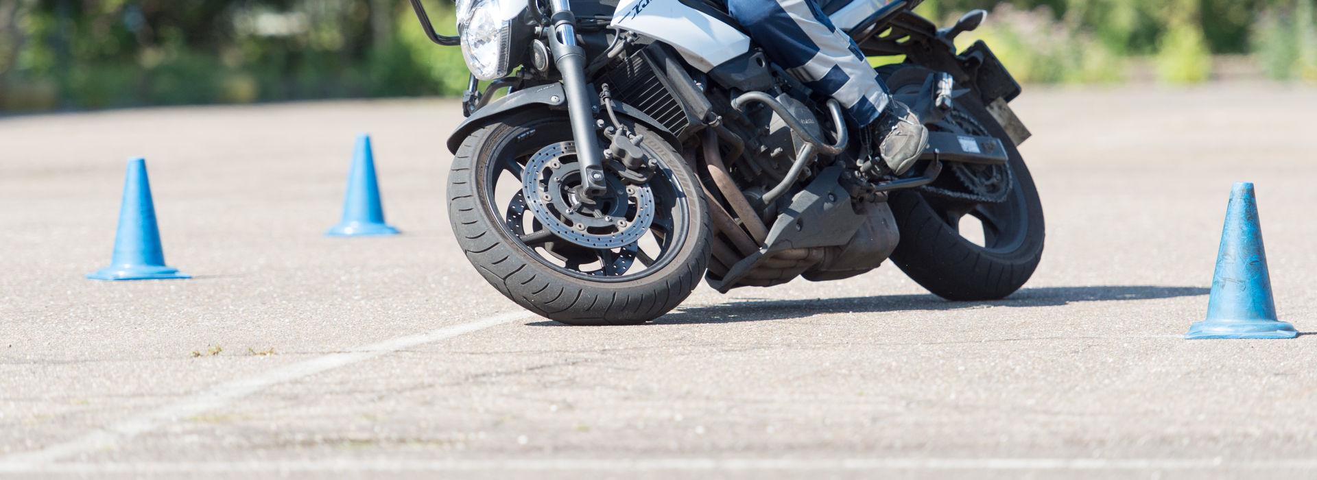 Motorrijbewijspoint Harderwijk rijtest
