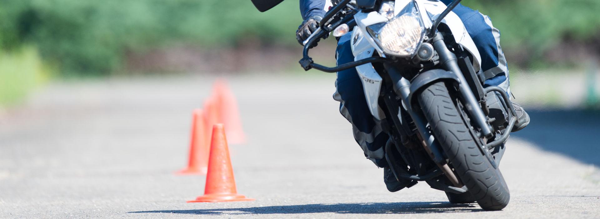 Motorrijbewijspoint Harderwijk motor rijvaardigheid
