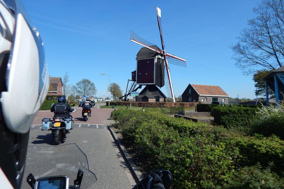 Motorrijbewijspoint Harderwijk motorrijlesplan